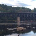 Howland Junction Trestle Bridge - B103 Rail Trail