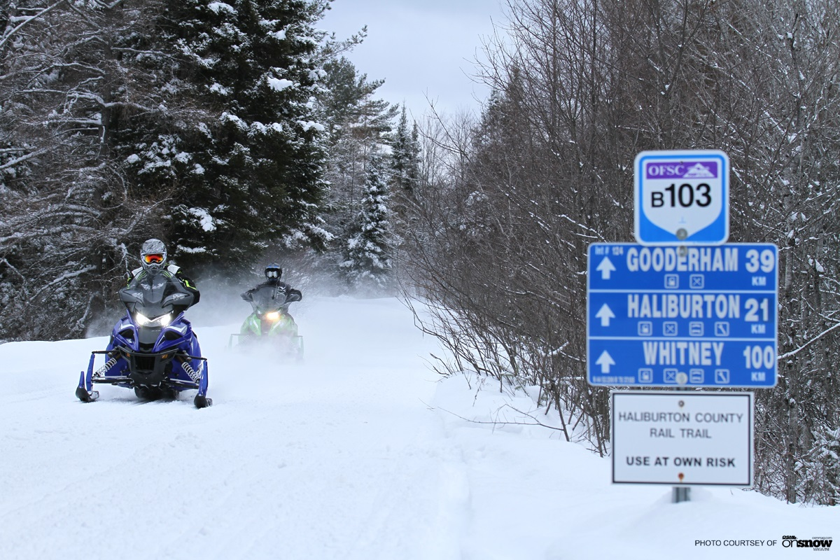 Haliburton County Snowmobile Association